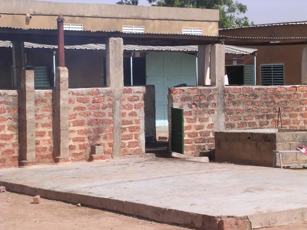 Cedd projet karit le projet for Sechage fondation