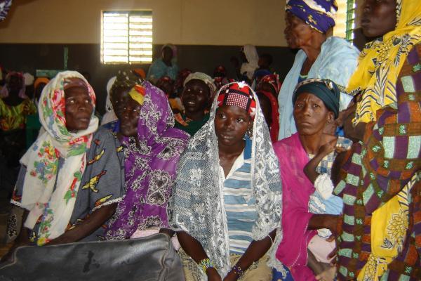 Corso di formazione alle donne di Zems Taaba